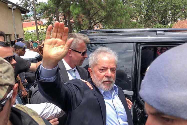 Resultado de imagen para Traslado Lula carcel