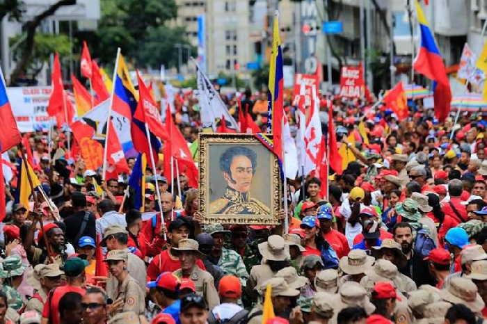 venezuela, estados unidos, bloqueo, injerencia