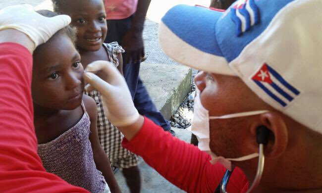 cuba, usaid, medicos cubanos, ministerio de relaciones exteriores, estados unidos