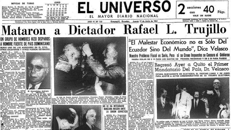 cuba, trinidad, revolucion cubana, rafael l. trujillo, republica dominicana
