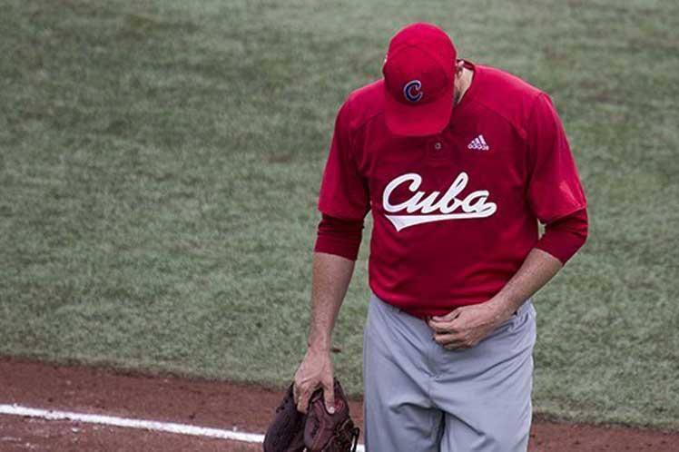 Si al béisbol cubano le faltaba una gota para colmar la copa de la debacle, acaba de caer en Lima. (Foto: PL)