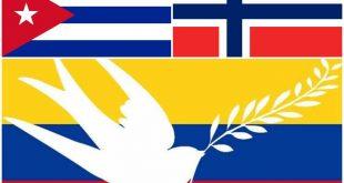 cuba, noruega, paz en colombia