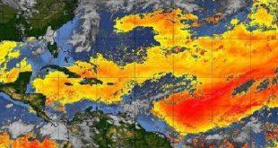 cuba, polvo del sahara, instituto de meteorologia, ciclones