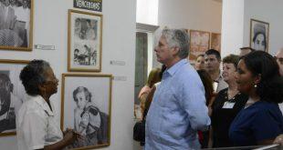 cuba, miguel diaz-canel, presidente de cuba, memoria historica, tarea vida, ciencia y tecnica