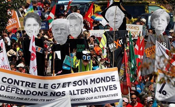 francia, cumbre del g-7, g-7