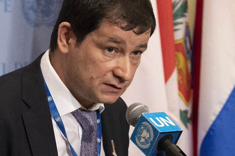 El secretario de Estado norteamericano,  Mike Pompeo, intenta hacer ver a Irán como un 'imperio del mal', aseguró el diplomático ruso. (Foto: PL)