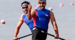 cuba, canotaje, serguey torres, juegos olimpicos tokio 2020