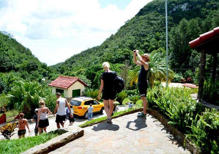 sancti spiritus, trinidad, turnat, turismo de naturaleza, topes de collantes