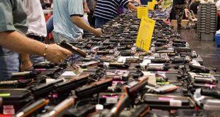 estados unidos, armas de fuego, tiroteo, muertes