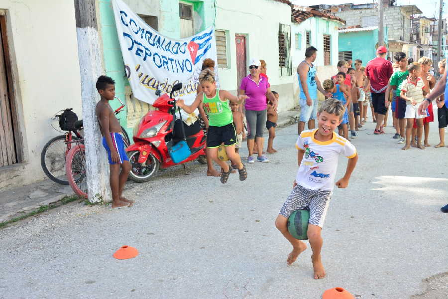 sancti spiritus, deporte, inder, verano, etapa estival, recreacion