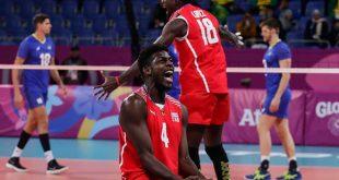 Panamericanos, Lima 2019, voleibol, Cuba