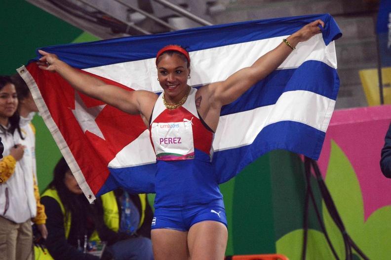 cuba, juegos panamericanos, lima 2019