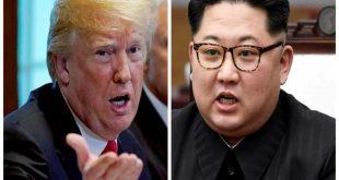 Donald Trump, Norcorea, Estados Unidos