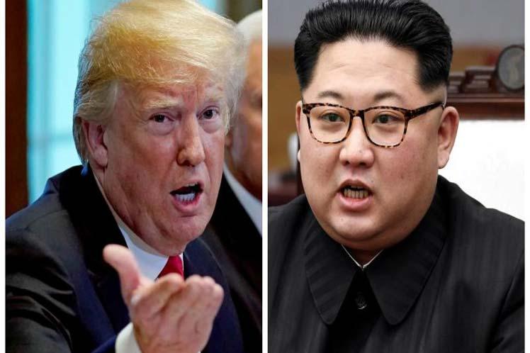 """Trump calificó como """"muy positiva"""" la carta enviada por Kim Jong Un. Foto: PL."""