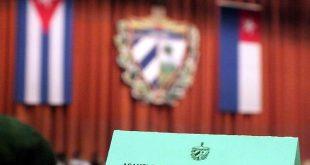 Parlamento, Cuba, Asamblea Nacional, presidente