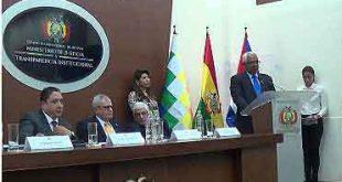 Cuba, Bolivia, Constitución, Justicia