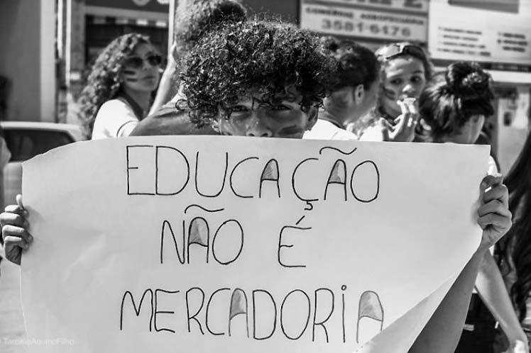 La educación ha sufrido importantes recortes durante el Gobierno de Jair Bolsonaro. (Foto: PL)