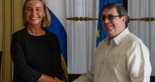 Cuba, Unión Europea, Minrex, Bruno Rodríguez