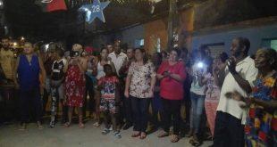 CDR, Sancti Spíritus, Trinidad, 28 de septiembre