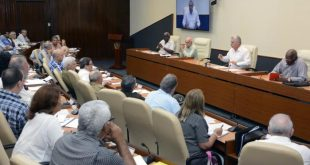 Consejo de Ministros, Díaz-Canel, combustible