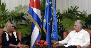Cuba, Unión Europea, Díaz-Canel