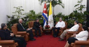 Cuba, religión, Díaz-Canel