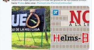 Cuba, Estados Unidos, bloqueo, Díaz-Canel