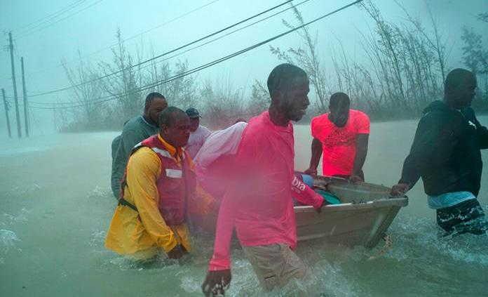 huracanes, dorian, bahamas, desastres naturales, meteorologia