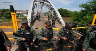 colombia, fuerzas armadas nacional bolivariana, colombia