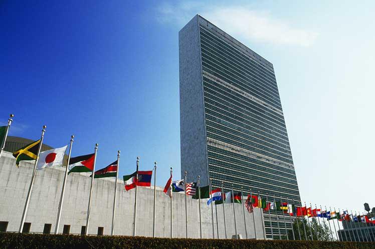 Entre otros eventos, la ONU acogerá en este período la primera cumbre  sobre los Objetivos de Desarrollo Sostenible. (Foto: PL)