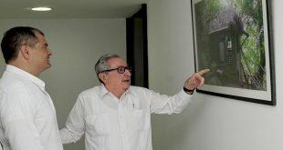 Cuba, Raúl Castro, Rafael Correa