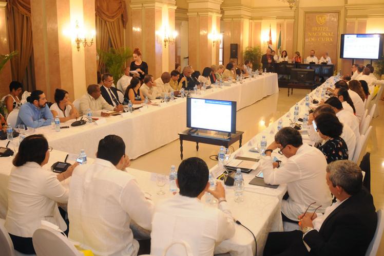 La XV Cumbre de rectores Cuba-México sesionará durante dos días en la  capital cubana. (Foto: PL)