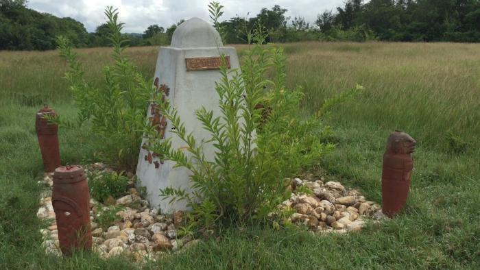 obelisco, pueblo viejo, sancti spiritus