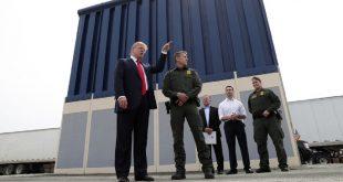 Frontera México-EE.UU., Donald Trump