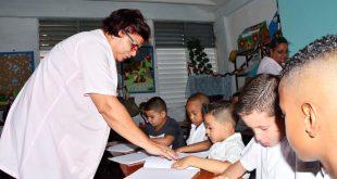 Educación, preescolar, Sancti Spíritus, Celina Concepción