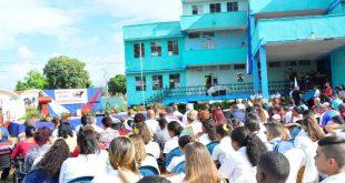 sancti spiritus, curso escolar 2019-2020, educacion, cobertura docente, trinidad