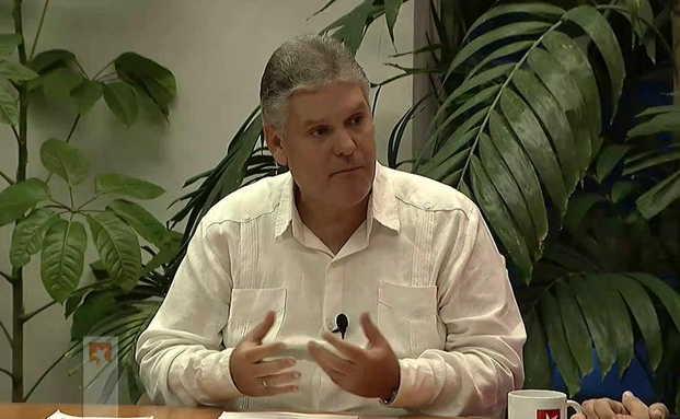 cuba, miguel diaz-canel, presidente de cuba, combustibles, energia electrica, mesa redonda, economia cubana