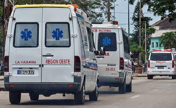 cuba, salud publica, sium, sistema integrado de urgencias medicas