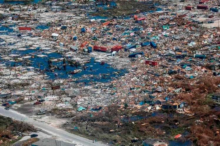 bahamas, huracanes, muertes, desastres naturales
