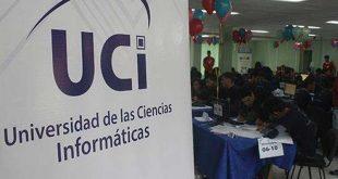 UCI, Díaz-Canel, Informática