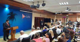 Bloqueo, EE.UU., Cuba, MINREX, ONU