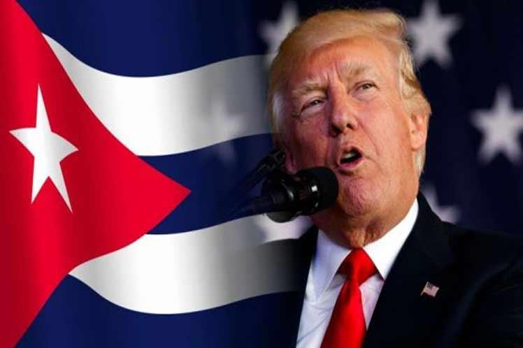 cuba, estados unidos, relaciones cuba-estados unidos, donald trump, ley helms-burton, bloqueo de eeuu a cuba