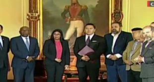 ALBA-TCP, Venezuela, diálogo, paz