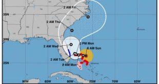 huracanes, dorian, nhc