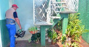 sancti spiritus, dengue, aedes aegypti, higiene, fumigacion