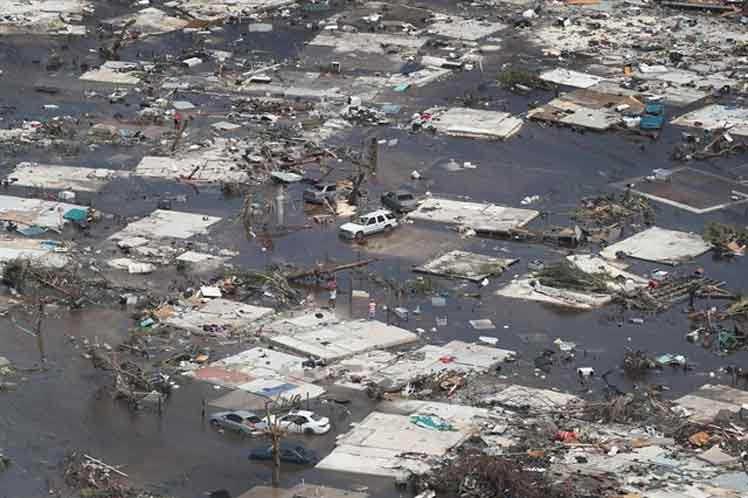 bahamas, desastres naturales, huracanes