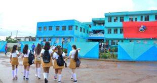 inicio curso escolar trinidad
