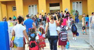 sancti spiritus, curso escolar 2019-2020, educacion, cobertura docente