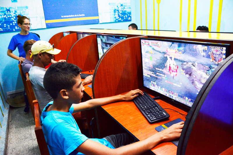 sancti spiritus, joven club de computacion y electronica, jcce