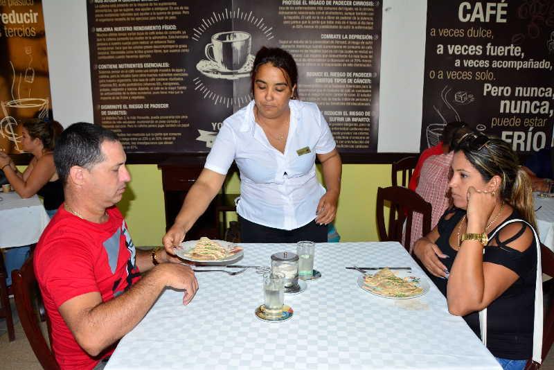 La Ranchuelera es la única Cooperativa No Agropecuaria del sector de la Gastronomía en la provincia. (Foto: Vicente Brito / Escambray)
